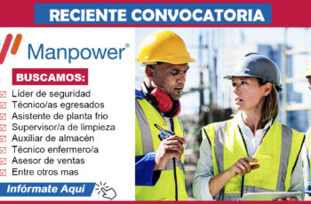 Empleos en Manpower